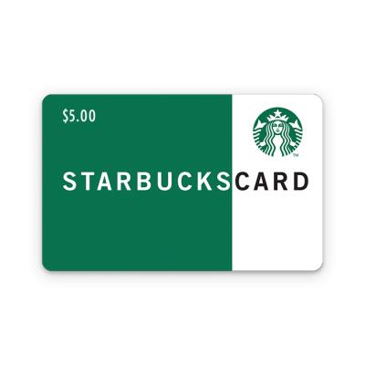 Starbucks Giftcards